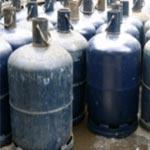 Pillage de l'entrepôt des bouteilles de gaz au Kef