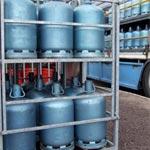 Aujourd'hui 20 000 tonnes de gaz dans nos ports