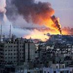 غزة: ارتفاع حصيلة ضحايا العدوان الإسرائيلي إلى أكثر من 300 قتيل و 2200 جريح