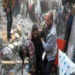 حصيلة اليوم الرابع للعدوان على غزة: سقوط 467 شهيدا مع تواصل قصف المنازل