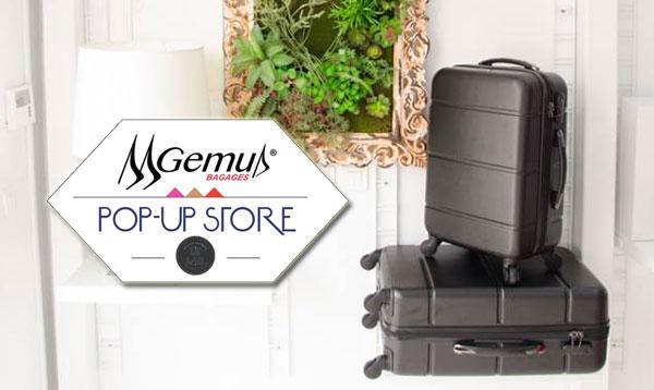 En photos : Le pop-up store GEMUS