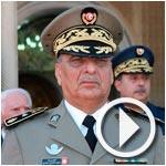 بالفيديو : رئيس الجمهورية يشرف على موكب تنصيب رئيس أركان جيش البر الجديد