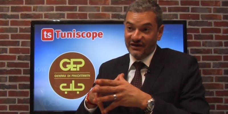 En vidéo : Med Naceur Ghorbel parle des activités de GEP