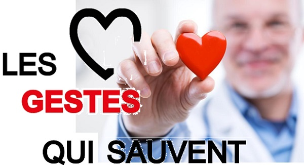 Crise cardiaque : les gestes qui sauvent…