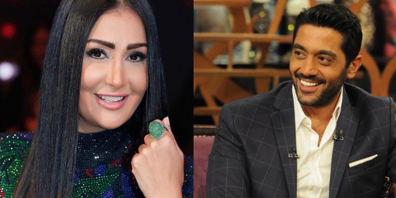 غادة عبد الرازق تكشف حقيقة زواجها من أحمد فلوكس