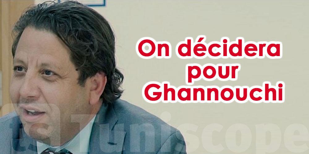 Krichi : le mouvement du peuple n'a pas tranché pour le retrait de confiance de Ghannouchi