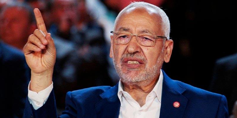 Inquiet face au coronavirus, Ghannouchi tire la sonnette d'alarme