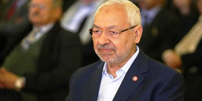 Ghannouchi contre l'amendement de la Constitution