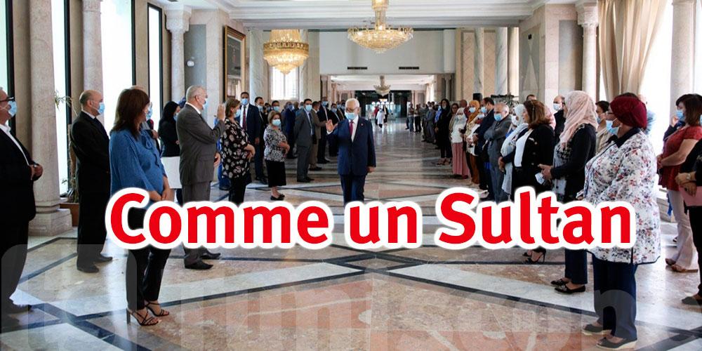 Nasfi dénonce l'arrogance de Ghannouchi