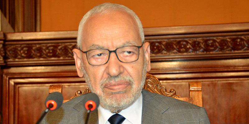 Ghannouchi accusé de favoritisme à l'ARP