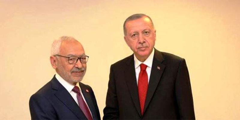 سمير ديلو يعلق على زيارة الغنوشي إلى تركيا، ''الإشكال في التوقيت ''