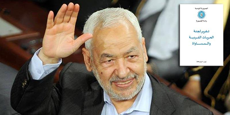 Ennahdha décide de publier la lettre qu'elle a adressé à Beji Caid Essebsi