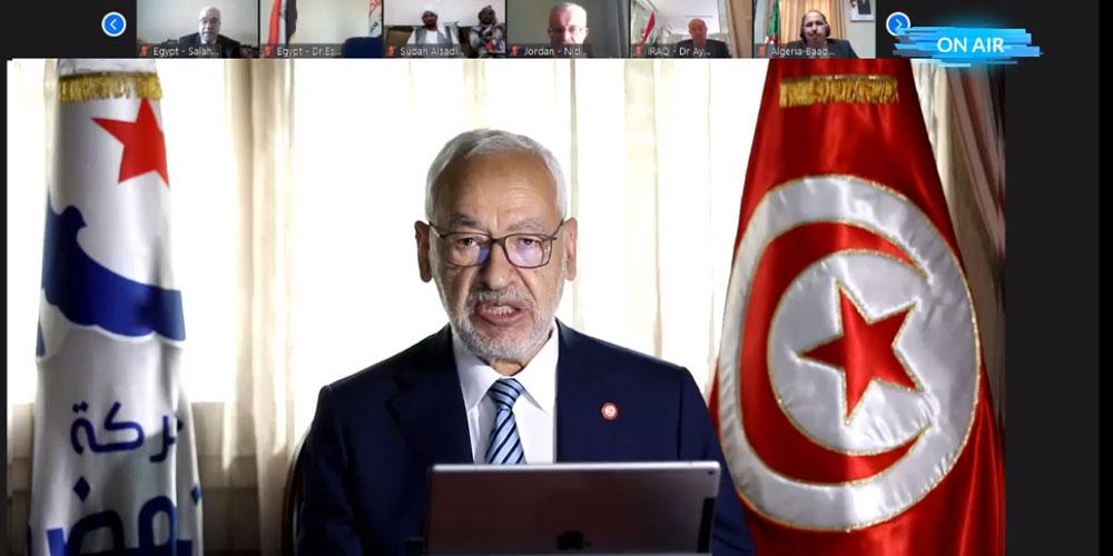بالفيديو.. الغنوشي في اجتماع مع الرئيس الصيني وعدد من رؤساء الأحزاب العربية