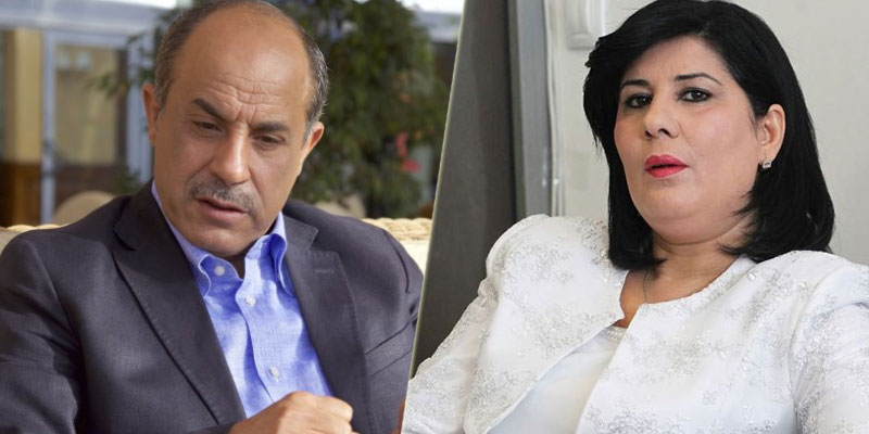 Abir Moussi n'a pas le droit de parler au nom des destouriens, selon Mohamed Ghariani