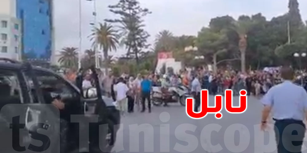 بالفيديو من نابل: وزير الداخلية في زيارة فجئية
