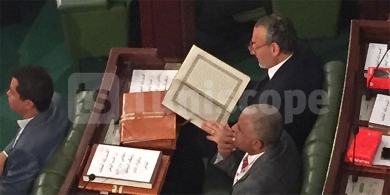 صورة اليوم، حكومة الجملي أمام البرلمان