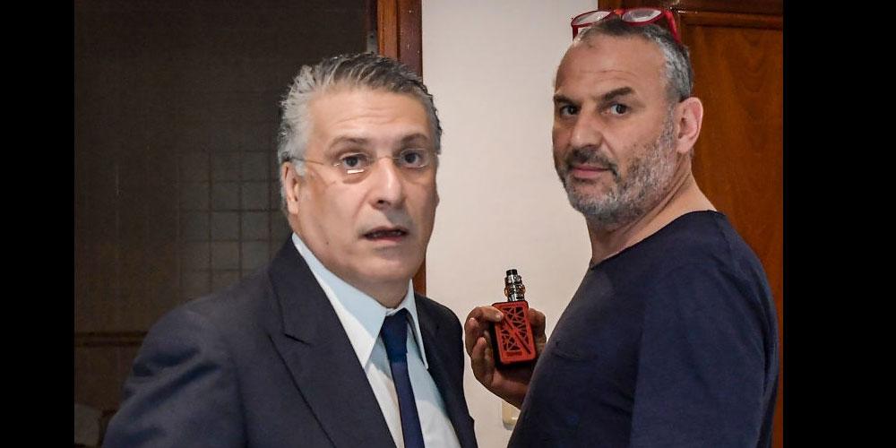 إيداع نبيل وغازي القروي السجن في الجزائر