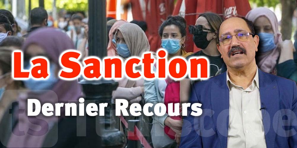 H. Ghedira :Il n'y a plus aucune autre solution, on passe à la sanction