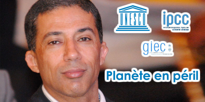 Ghazi Ghrairi : l'UNESCO soutient la réflexion autour du climat