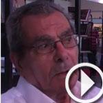 En-Vidéo : Gilbert Naccache parle de son livre 'Le Manchot et autres nouvelles'