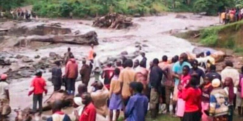 Au moins 31 morts dans un glissement de terrain à Ouganda