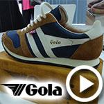 En vidéo : Découvrez les chaussures et les vêtements de sport de la marque GOLA