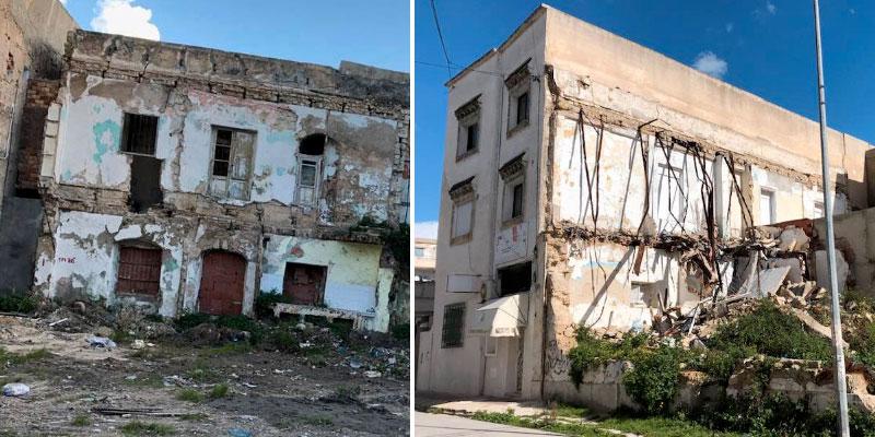 A La Goulette, l'état lamentable des édifices suscite l'ire des habitants