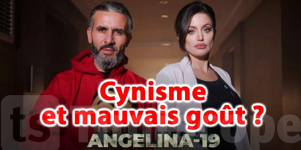 Caméra cachée Angelina-19, la presse française sous le choc