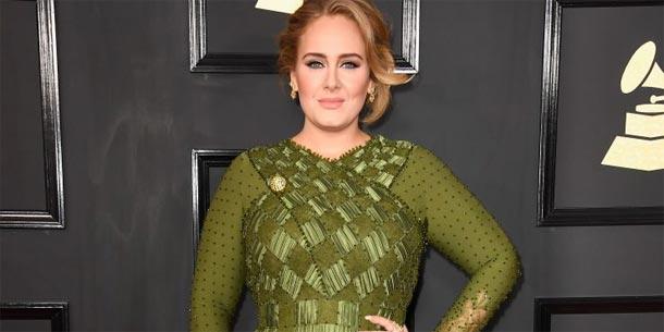 Grammy Awards: Adele triomphe et entre dans l'Histoire