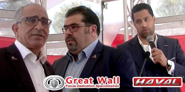 En vidéos : Great Wall, le géant chinois de l'automobile arrive en Tunisie
