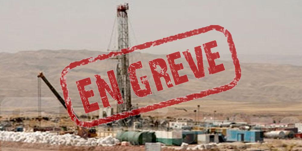 Grève de 3 jours dans toutes les compagnies pétrolières à Tataouine