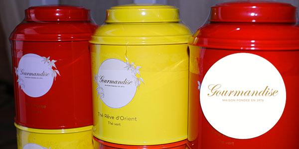 Une bonne nouvelle pour les amateurs de thé, Gourmandise lance sa propre gamme
