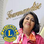 En vidéos : La Maison Gourmandise soutient les projets du Lions Club La Marsa