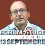 Mehdi Gueddas présente la 21ème édition du Forum ATUGE