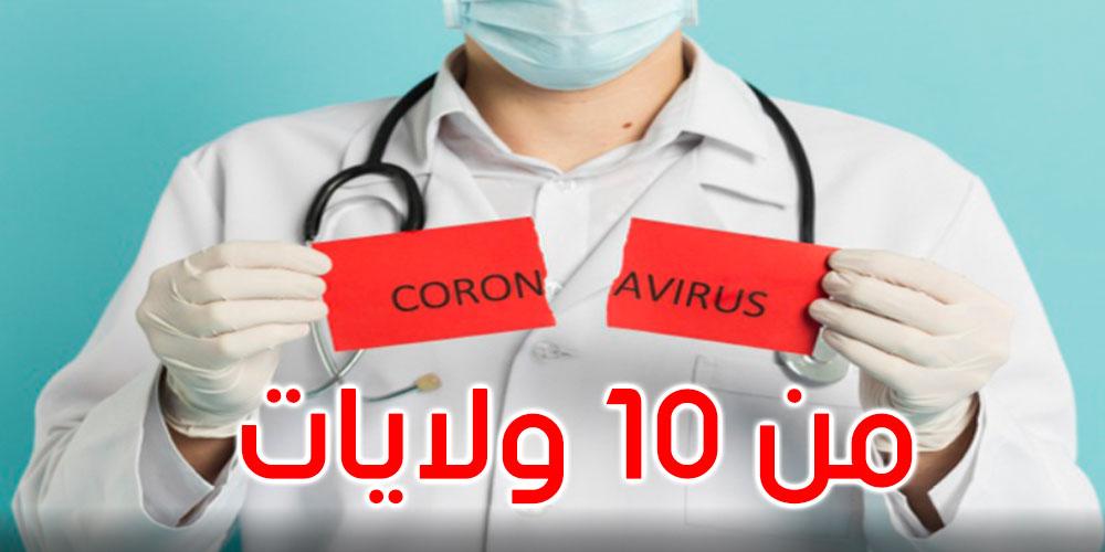 46 حالة شفاء جديدة من كورونا بمركز كوفيد 19 بالمنستير