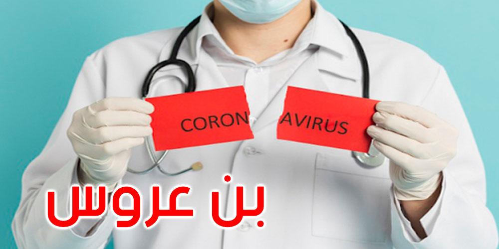 بن عروس: تسجيل 25 حالة شفاء جديدة من فيروس كورونا