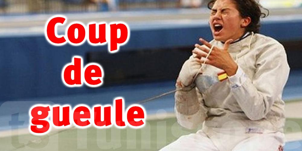 Coup de gueule de la championne Azza Besbes pour les athlètes tunisiens
