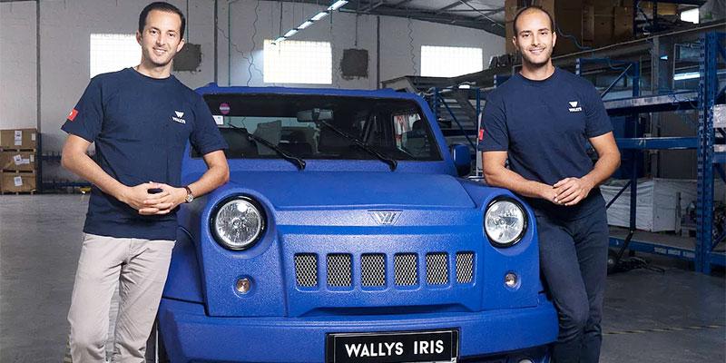 La Wallyscar lauréate du concours d'innovation du FMI
