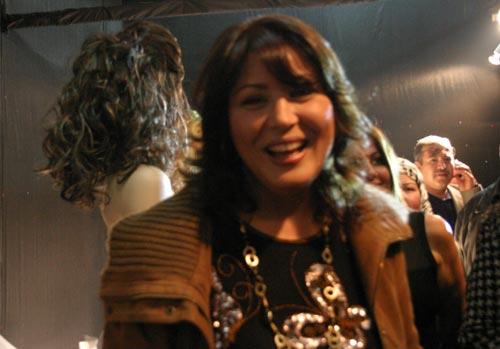 Amel Alouène face à Nour El-Chérif