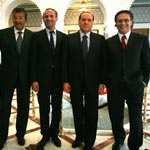 Berlusconi sera sur Ness Nessma !