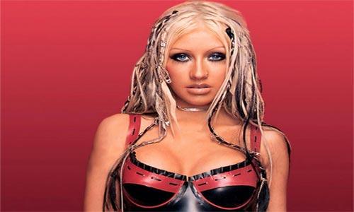 Christina Aguilera change de voix !