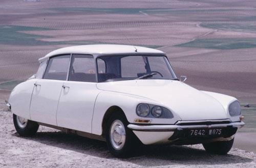 Citroën DS : La nouvelle Déesse est née