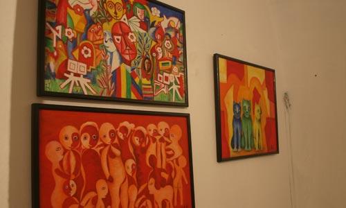 Printemps des Arts Plastiques : diversité et richesse !