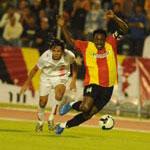 Coupe des clubs champions de l'UNAF (1/2 finale aller): Victoire dans la douleur de l'Espérance