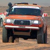 Vivre sur le Rallye Oil Libya Tunisie