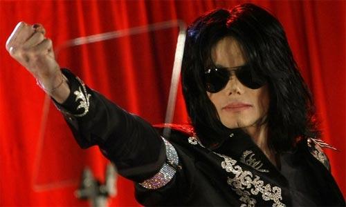 Michael Jackson revient !
