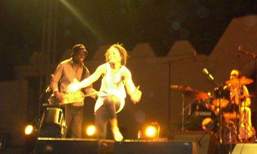 Rokia Traoré : un moment de grâce !