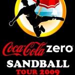 Grande finale COCA-COLA ZERO SANDBALL TOUR 2009