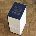Wikipedia en version papier ?!