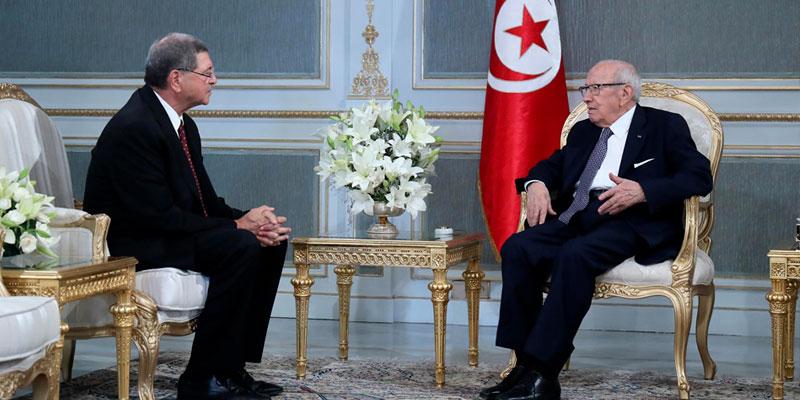 Habib Essid nommé ministre-conseiller auprès du président de la République